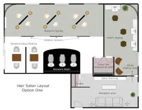 Easiest Floor Plan Software beauty salon floorplans find house plans