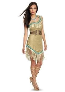 disney princess pocahontas womens costume indian costumes