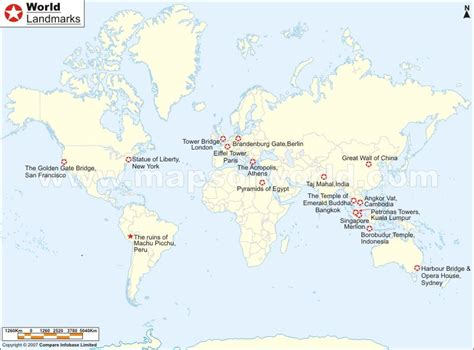map world mouments asian landmark map pictures to pin on pinsdaddy
