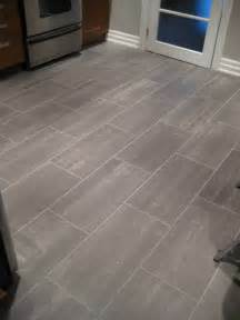 tiled kitchen floors ideas best 25 gray tile floors ideas on grey wood