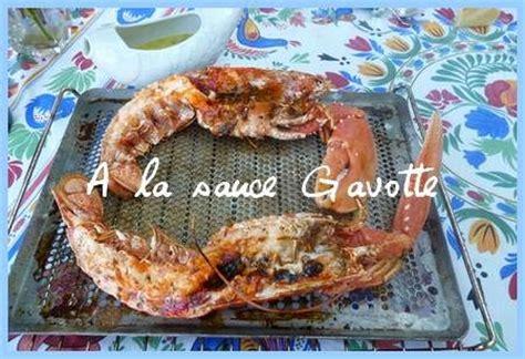 Homard Grille Au Four by Homard Grill 233 Au Four A La Sauce Gavotte Cuisine Et Sant 233