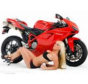 GIRL &amp DUCATI  Motorcycles Wallpaper 8978073 Fanpop