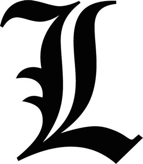 Uses Of L by L Note Letra Buscar Con Symbols Nota Y Note