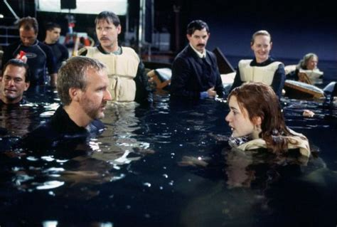titanic film water tank a behind the scenes look at the making of titanic 33