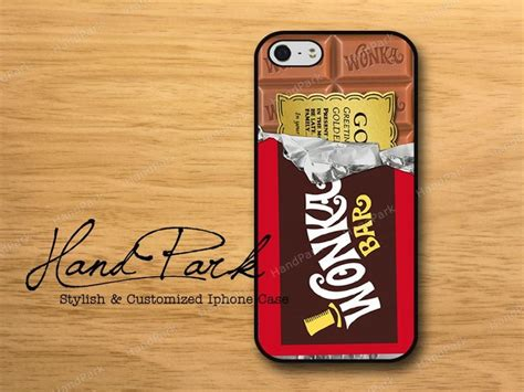 Casing Iphone 5 5s Willy Wonka Golden Ticket Custom golden ticket willy wonka iphone 5 iphone for iphone 5 iphone 5 cover iphone