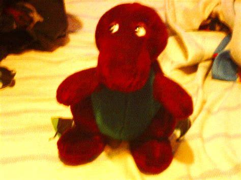 barney and the backyard gang toy barney merchandise barney wiki