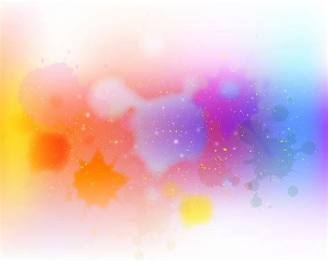 download wallpaper abstrak gratis warna warni abstrak latar belakang watercolored percikan