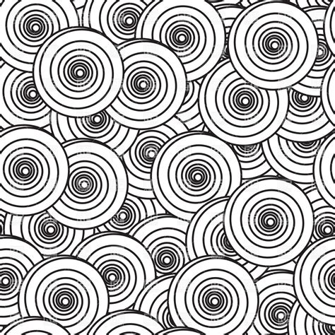 spiral pattern black and white black and white background with spiral circles royalty