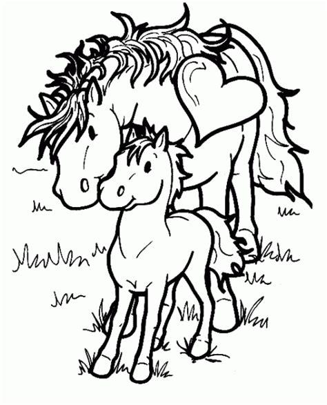 horse valentine coloring page ba 250 da web desenhos de cavalos para colorir