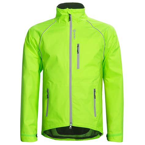 cycling jacket mens canari niagara cycling jacket for men save 77