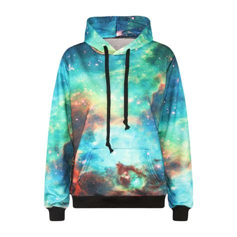 Sweater Jaket Ballin Hoodie harajuku galaxy hoodie sweater jacket unisex 183