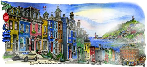 stehle maritim st s newfoundland and labrador by david crighton