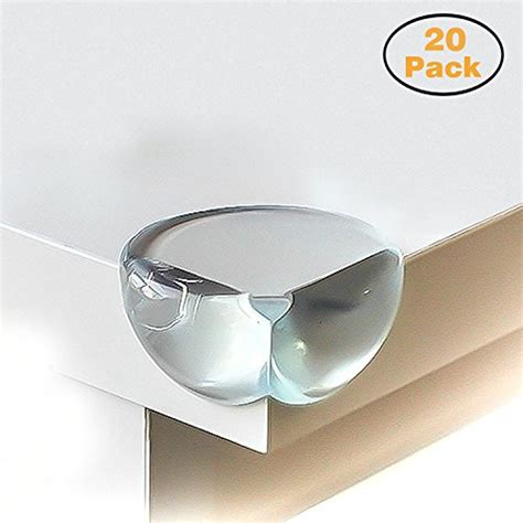 Table Corner Guards by Buy Calish Safety Corner Protectors Guards 20pcs Large