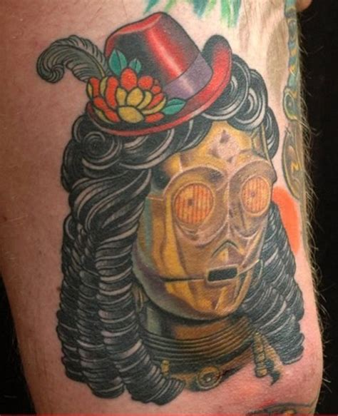 queen hat tattoo 27 of the worst star wars tattoos in the galaxy team