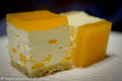 Mango Cheesecake no bake mango cheesecake hopes dreams aspirations