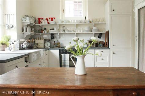 arredamento casa chic restyling di una cucina ikea shabby chic interiors