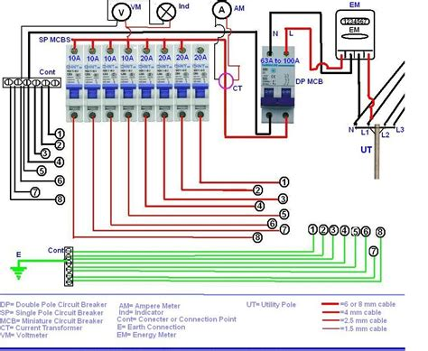 single phase meter wiring diagram wiring diagram 2018