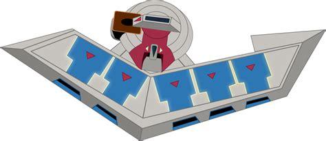 Yugioh Duel Disk Papercraft - duel disk by blue anubis on deviantart