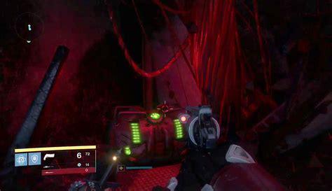 The Wrath wrath of the machine secret chest locations destiny