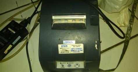 Printer Epson Jarum cara benerin jarum epson tm u 220pd printer pos berbagi ilmu