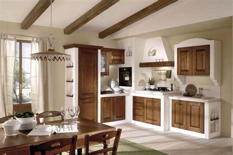 cucina muratura cucine in muratura rustiche struttura dettagli colori e