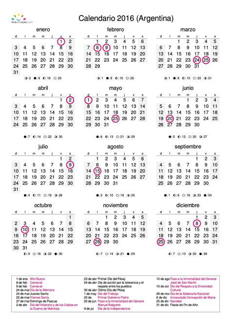 almanaque hebreo lunar 2016 descargar calendario calendarios 2016 para argentina 3 anuales