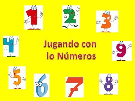 imagenes de niños jugando con numeros presentacion ppt jugando con los n 250 meros