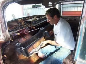 1959 Cadillac Dash 1959 Cadillac Restoration Project