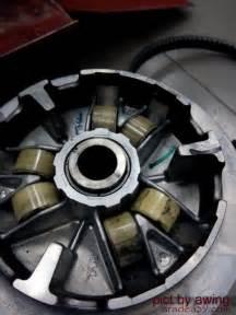 Per Cvt Cld N Max ganti roller dan per cvt xeon tarikan bawah ilsa enteng top speed nambah 2 aradea59