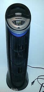 honeywell hht 219 hepa air purifier cleaner tower w permanent filter works great
