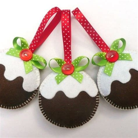 Handmade Felt Craft Patterns - 25 unique felt decorations ideas on felt