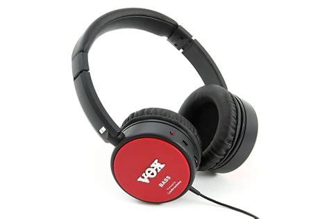 Vox Hones Bass Headphone Earphone Guitar Gitar vox aphn bass black and active bass guitar headphones reverb
