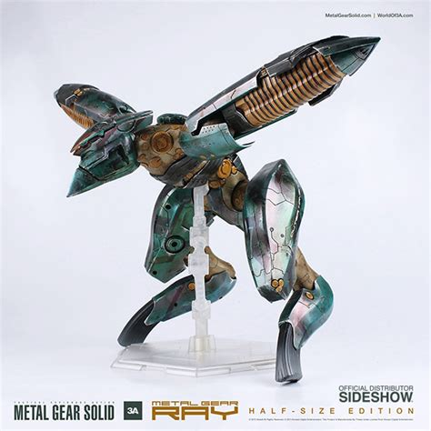 figure metal gear metal gear solid metal gear collectible figure by