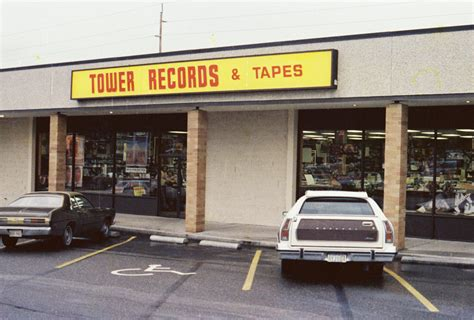 Tacoma Records Slideshow Tacoma S Tower Records Kuow News And Information