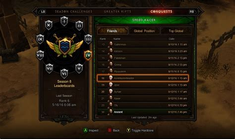diablo console diablo 3 seasons set to go live for consoles on march 31