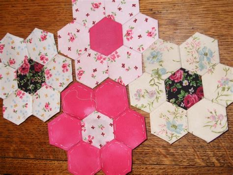 Paper Piecing Patchwork - sew many yarns paper piecing patchwork