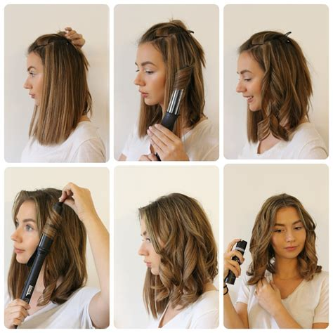 diy back to school hairstyles for medium hair 5 cute short hairstyles for school to do yourself