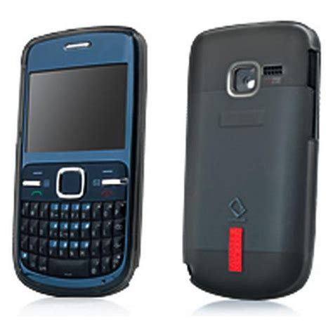 Casing Nokia C3 00 Wellcomm capdase soft jacket 2 xpose for nokia c3 00 black