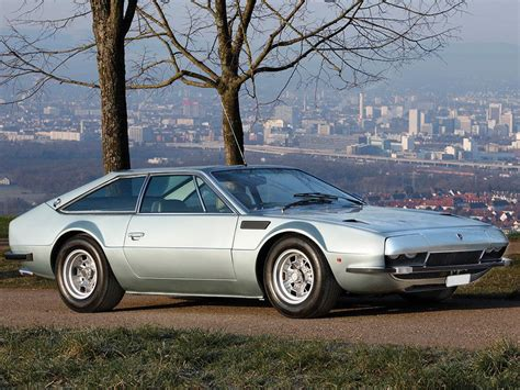 Lamborghini Jarama by Used 1970 Lamborghini Jarama 400 Gt For Sale In
