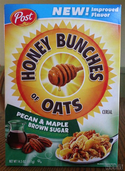 Post Honey Bunches Of Oats Nutrition Label - Nutrition Ftempo Leo's Coney Island Menu