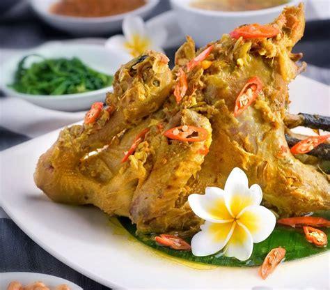 resep  membuat ayam betutu khas bali resepraktiscom