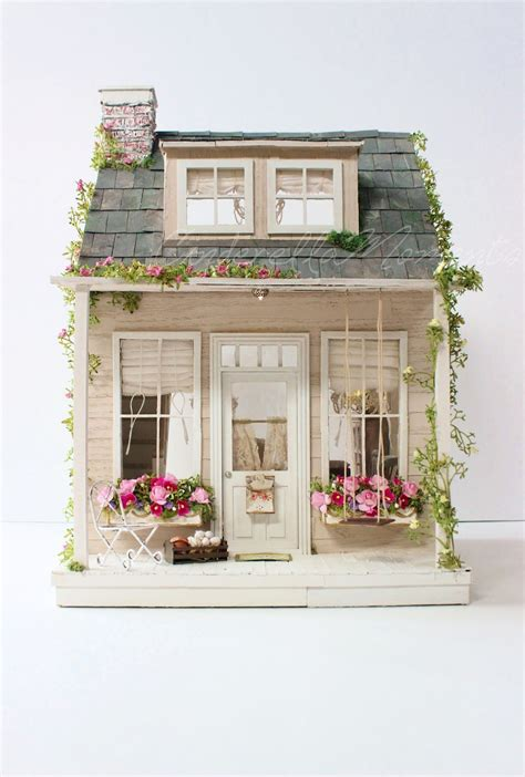 custom doll house cinderella moments the old country house custom dollhouse