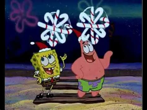 spongebob christmas song spongebob to me original