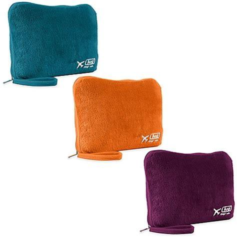 Kopfkissen Und Decke by Lug 174 Nap Sac Travel Blanket And Pillow Set Bed Bath Beyond
