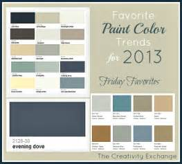 Most Popular Interior Paint Colors by 2013 Top Paint Colours Ideas
