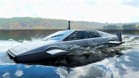 boat car forza horizon 4 james bond water car forza horizon 4 part 3 youtube