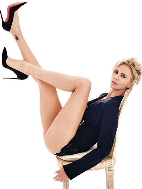 Charlize Theron Got Rid Of The Black Do 634 best images about charlize theron on