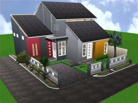 desain rumah di hook real estate sok suit november 2009