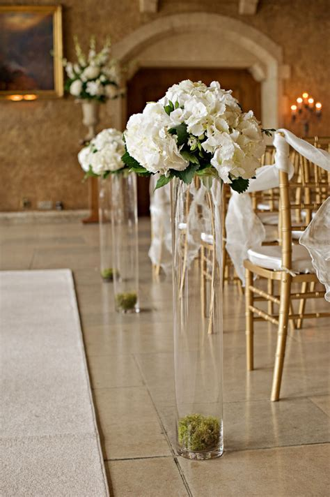 Wedding Aisle Flower Decorations by Aisle Decor Archives Weddings Romantique