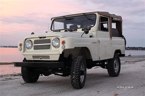 Pearl 1967 Nissan Patrol For Sale Volcan 4x4